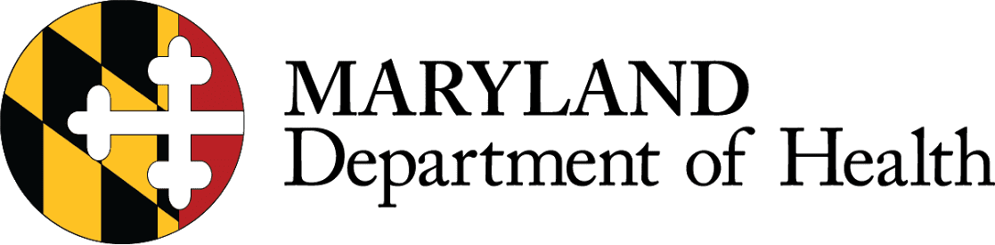Logo for Maryland Department of Health