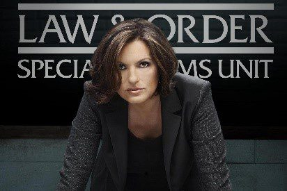 Lt. Olivia Benson, the main character in the TV show Law & Order: Special Victims Unit