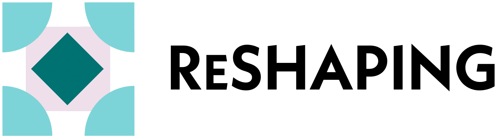 ReSHAPING Logo- text side