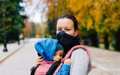 Zooming, No Contact Deliveries, and Food Bank Drive-Throughs: Engaging Young Parents (and Parents-to-Be!) During A Pandemic