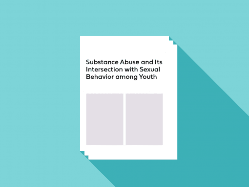 Substance Abuse and Its Intersection with Sexual Behavior among Youth