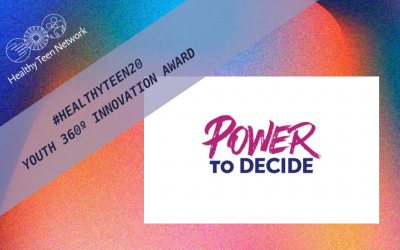 Power to Decide Recognized with Youth 360º Innovation Award